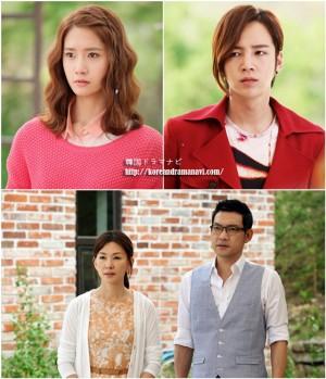 韓国ドラマ、ラブレインのチャングンソクとユナvsチョンジニョンとイミスク、切ない4角ロマンスの行方は?