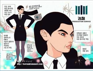 きれいな男登場人物 六番目の女性 イギム