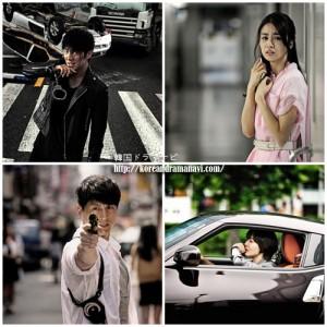 two weeks 韓国ドラマのポスターでtwo weeks キャスト4人の4色が明らかになった!